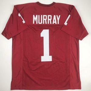 Kyler Murray Oklahoma Maroon College Football Jers